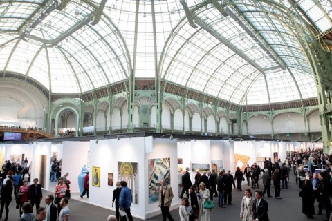 ABC-ARTE at Art Paris 2016