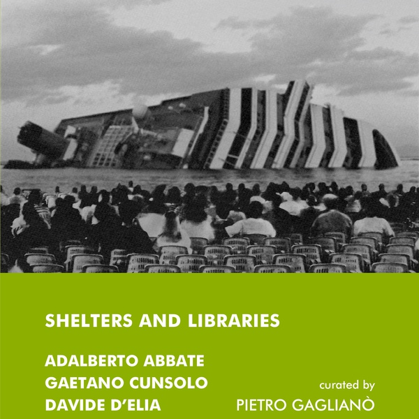 Opening mostra Shelters and LIbraries